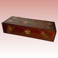 Antique, Home Decorated, Wood Box