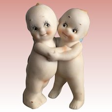 Shackman, Bisque Hugger Kewpies