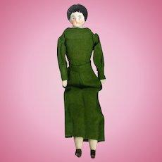 Hertwig, China Head, Dollhouse Doll