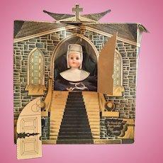 Hard Plastic Nun