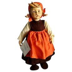 Large, Goebel, Hummel Doll