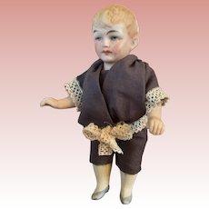 German, All Bisque, Miniature Boy