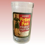 Peter Pan Peanut Butter Jar