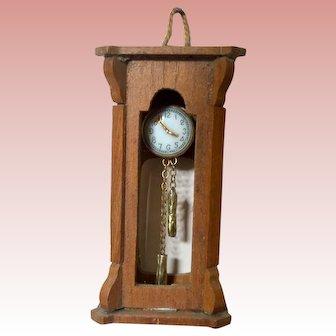 Miniature, Wall Clock