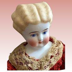 Hertwig, Parian Head Doll