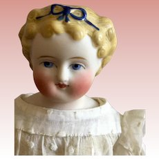 Dolley Madison Parian Head Doll
