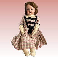 Armand Marseille Shoulder Head Doll
