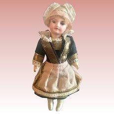 SFBJ, Unis, Ethnic Doll