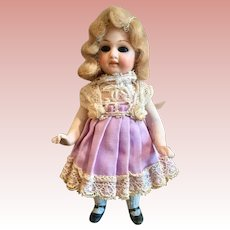 German, All Bisque Doll