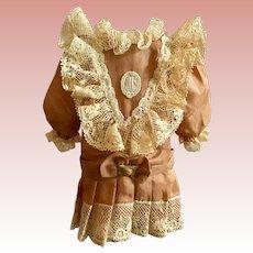 Small, Silk Dress