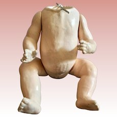 Composition Bent Limb Baby Body