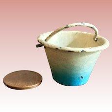 German, Miniature Bucket