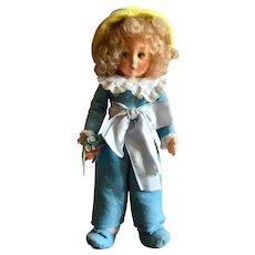 Anili Felt Doll