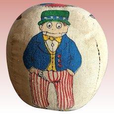 Palmer Cox Brownie Cloth Ball