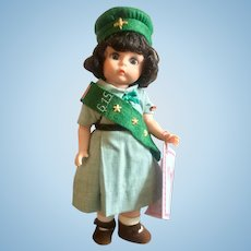 Madame Alexander Girl Scout
