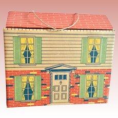 Marx Heavy Cardboard House