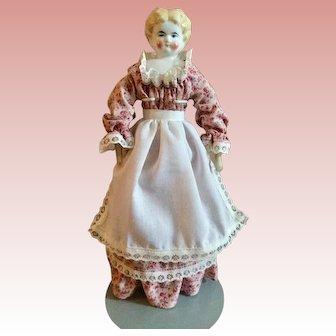 Small Hertwig China Head Doll