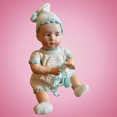 Small Pouty Heubach Baby
