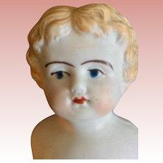 Parian Shoulder Head