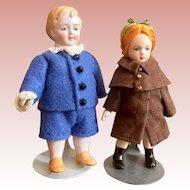 Dollhouse,Miniature Dolls