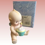 Porcelain Birthday  Kewpie by Charisma