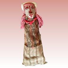 Cloth Ethiopian Doll