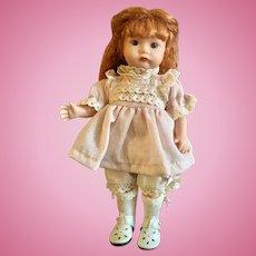 Jeannie DiMauro Bisque Doll