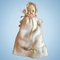 Bisque, Dollhouse, Miniature Baby