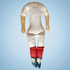 Cloth Body for China / Papier-mâché Doll