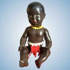 French Celluloid, Black Baby