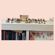 Ernst Heinrichsen , Store Stock, Miniature Roman Soldiers