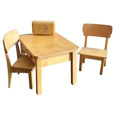 German, Desk Set