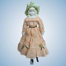 Hertwig Bonnet Head Doll