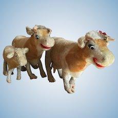 Steiff Cows