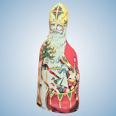 Sinterklaas Cloth Santa by The Toy Works