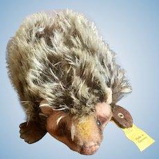 Vintage Steiff Hedgehog Marki
