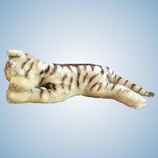 Large Steiff Floppy Kitty