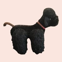 Steiff Small Snobby Poodle