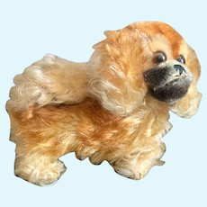 Medium Sized, Steiff Pekingese Dog