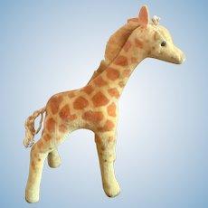 Small Steiff Giraffe