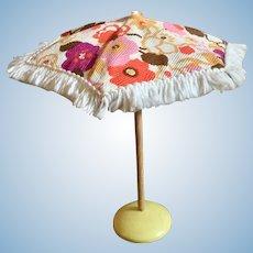 Dollhouse Patio Umbrella