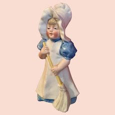 Sun Bonnet Girl by Royal Bayreuth