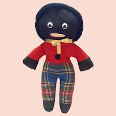 Golliwog Made in Scotland