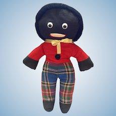 Golliwog Made in Scotland