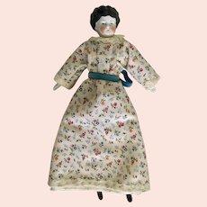 Hertwig Dollhouse China Doll