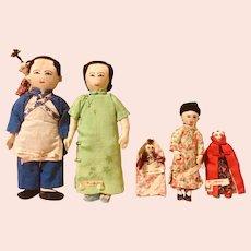 Chinese Cloth Children