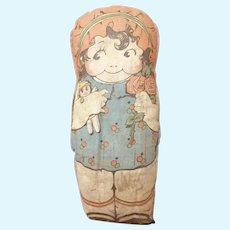 Printed Cloth Doll