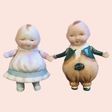 Nippon Happifats Girl and Boy