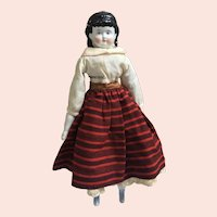 Currier & Ives Doll