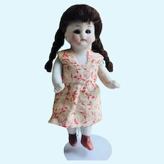 Limbach, All Bisque Dollhouse Doll